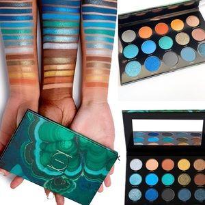 2/$20 HIPDOT - Cenote Pressed Eyeshadow Palette